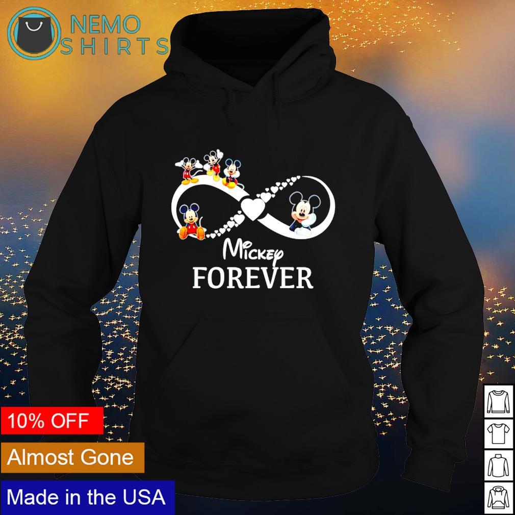 Love Mickey forever s hoodie