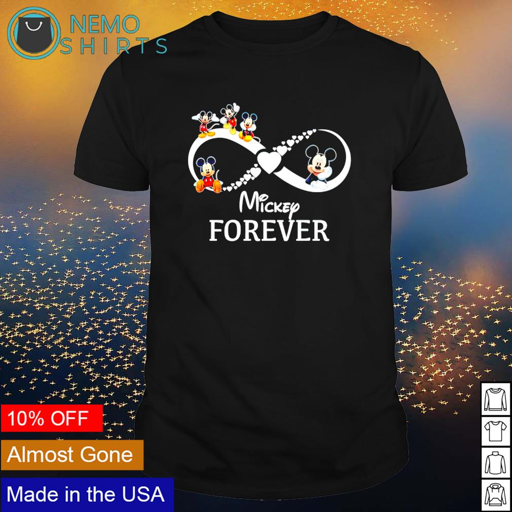 Love Mickey forever shirt