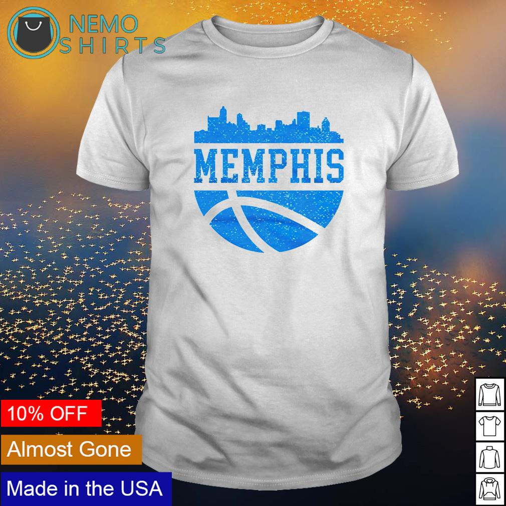 Memphis Tennessee City Ball Tennessee Lifestyle shirt