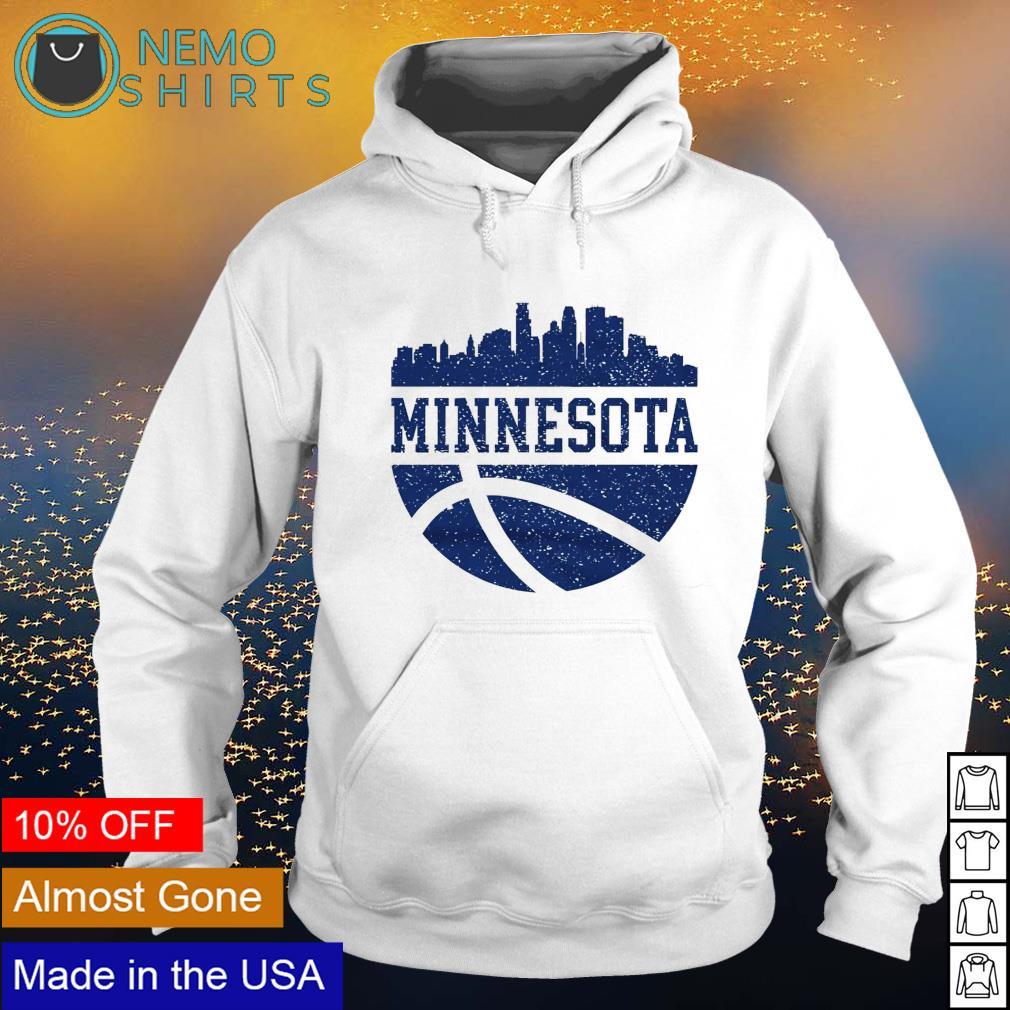 Minnesota City Ball Minnesota Lifestyle s hoodie