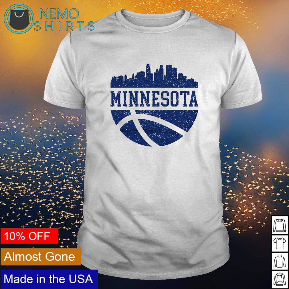 Minnesota City Ball Minnesota Lifestyle shirt
