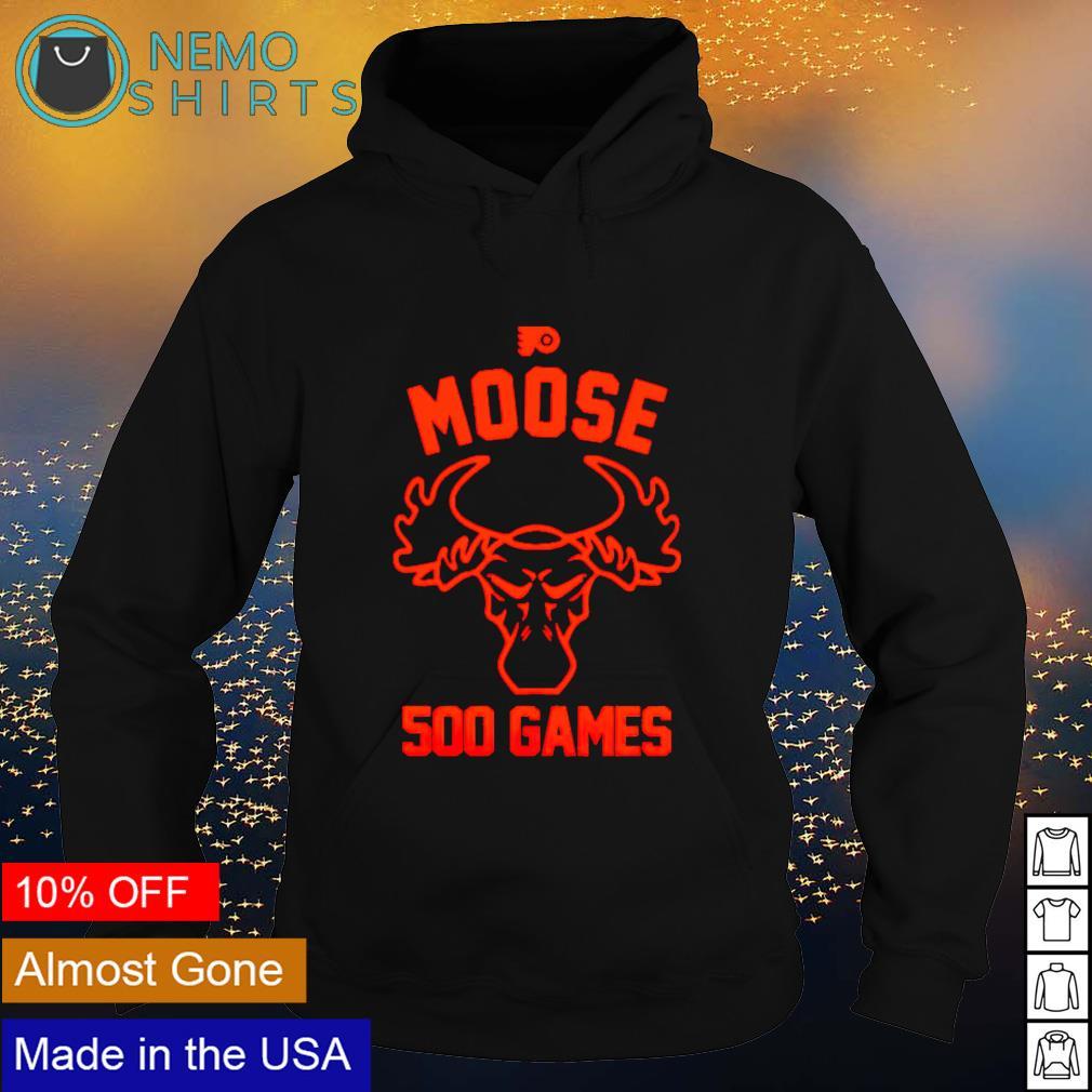 Moose 500 games s hoodie