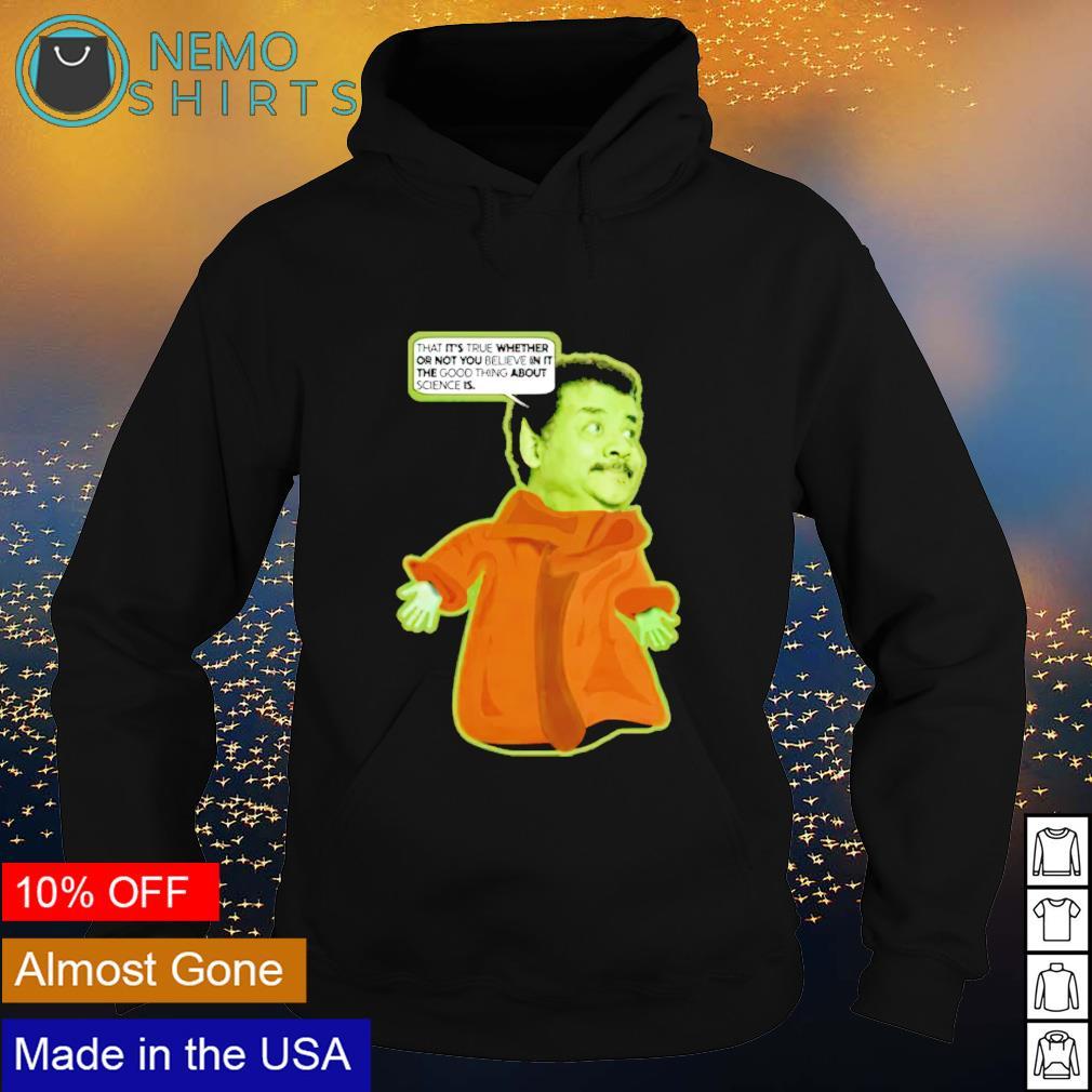 Neil deGrasse Tyson baby Tyson wisdom s hoodie