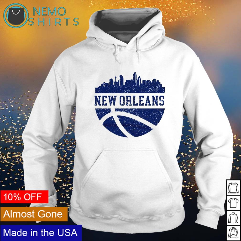 New Orleans City Ball Louisiana Lifestyle s hoodie