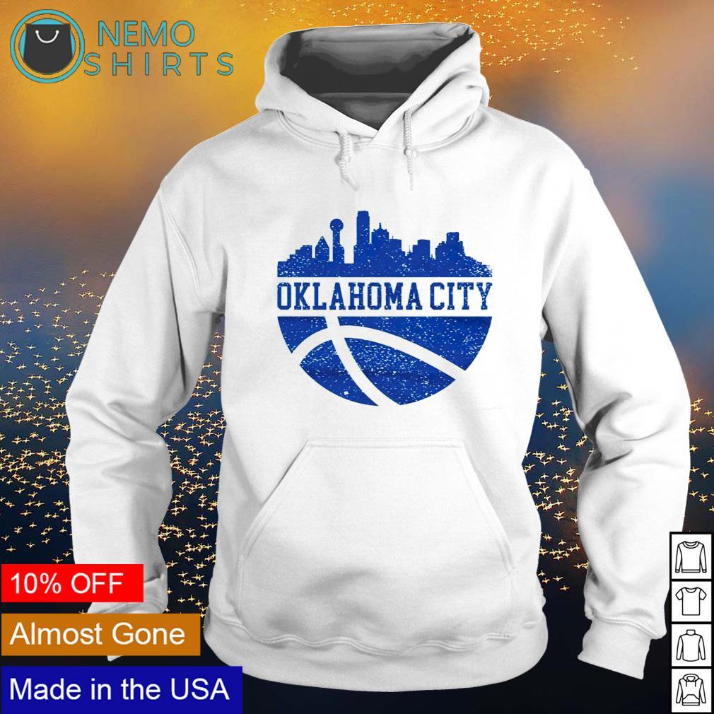 Oklahoma City Ball Oklahoma Lifestyle s hoodie