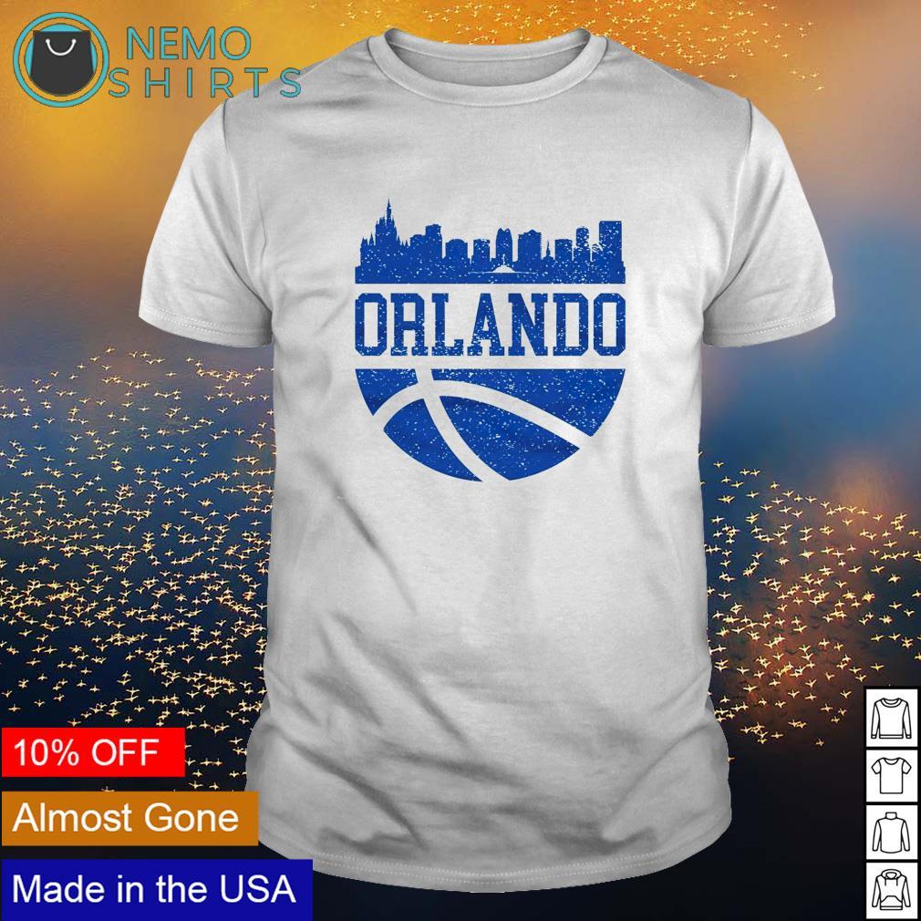 Orlando Florida City Ball Florida Lifestyle shirt