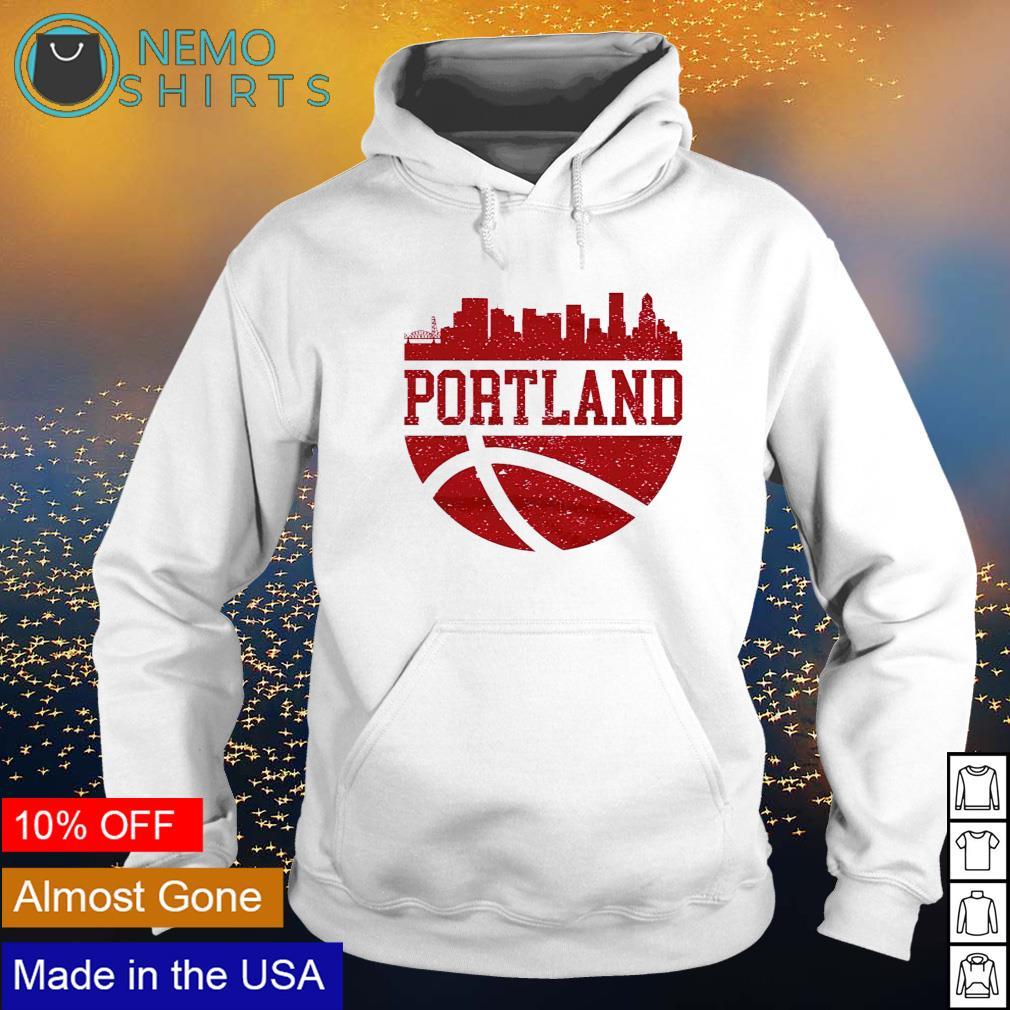 Portland Oregon City Ball Oregon Lifestyle s hoodie
