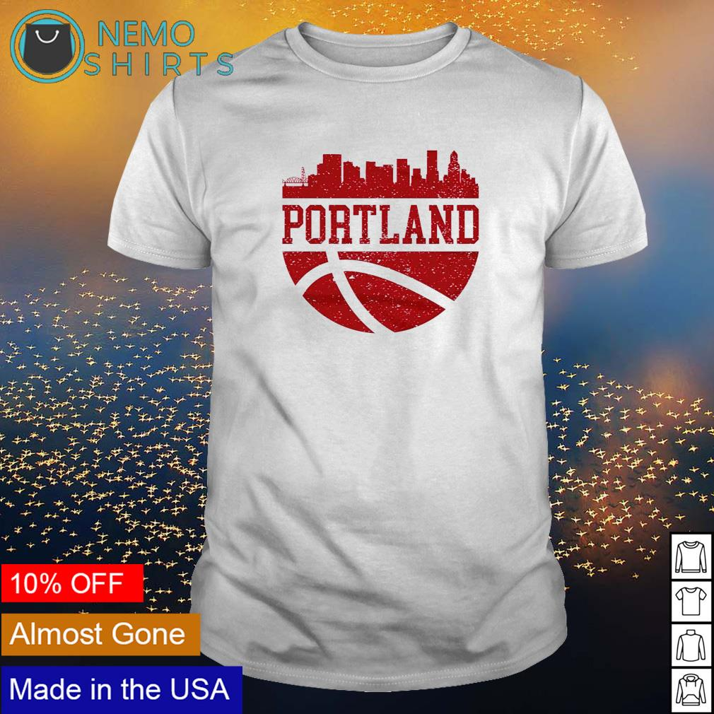 Portland Oregon City Ball Oregon Lifestyle shirt