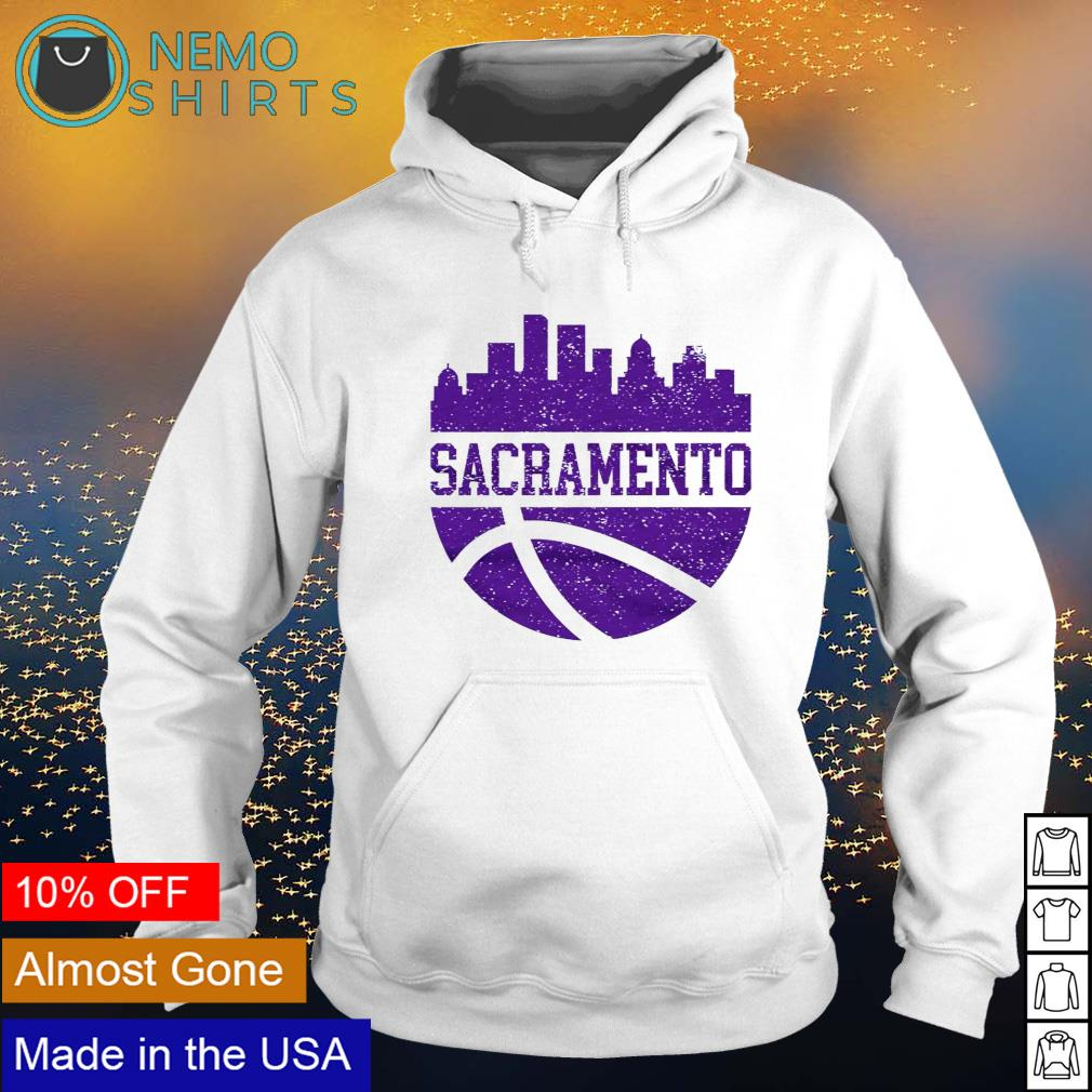 Sacramento City Ball Sacramento Lifestyle s hoodie