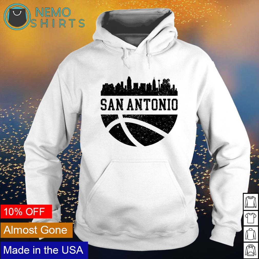 San Antonio City Ball Texas Lifestyle s hoodie