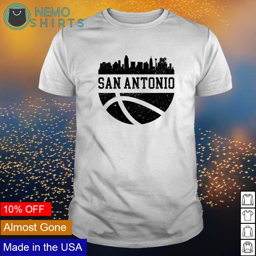 San Antonio City Ball Texas Lifestyle shirt