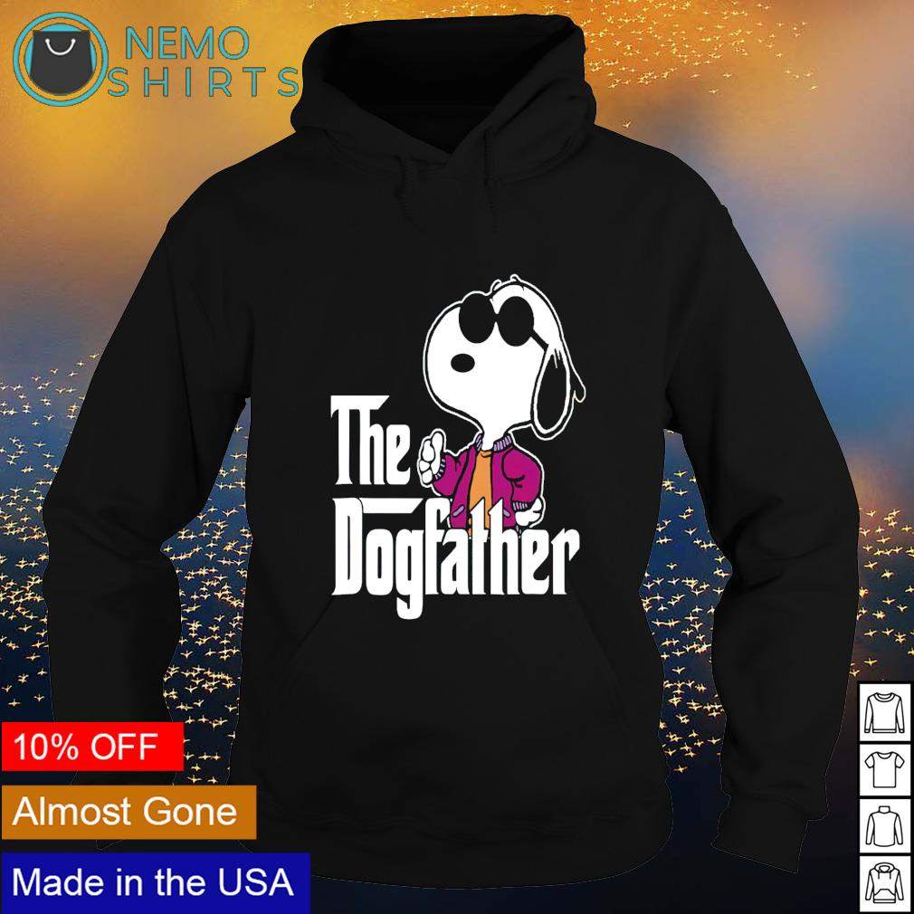 Snoopy the dogfather s hoodie