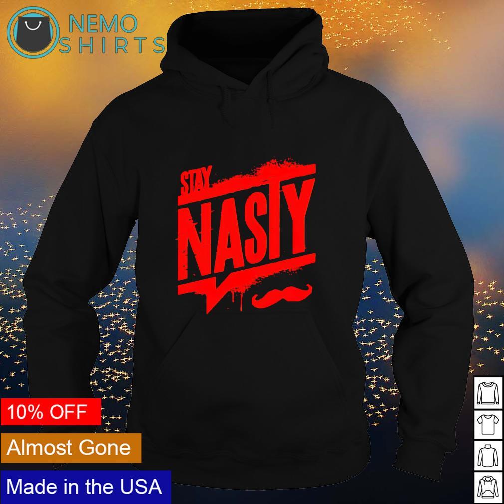 Stay nasty rally s hoodie