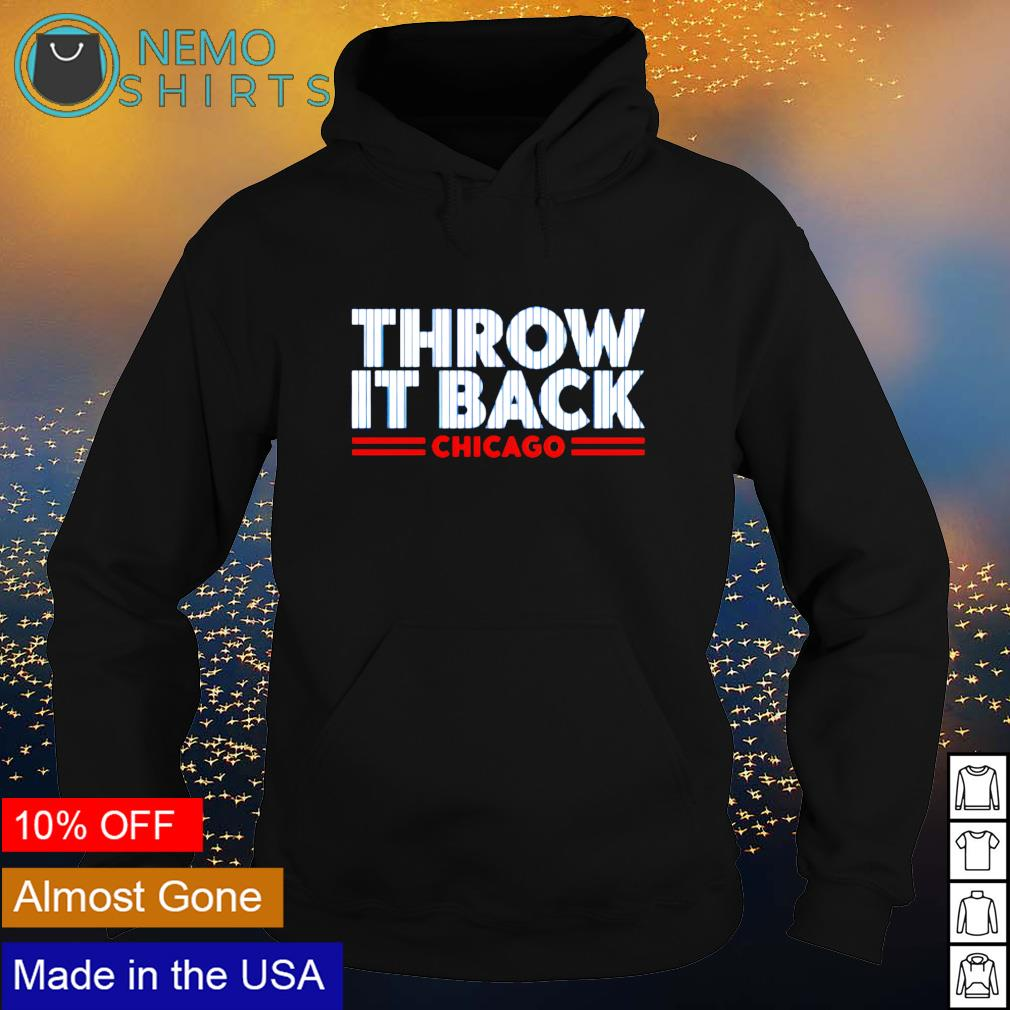 Throw it back Chicago s hoodie