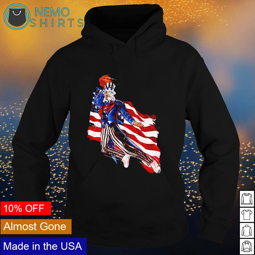 USA Lifestyle Uncle Sam MJ Dunk s hoodie