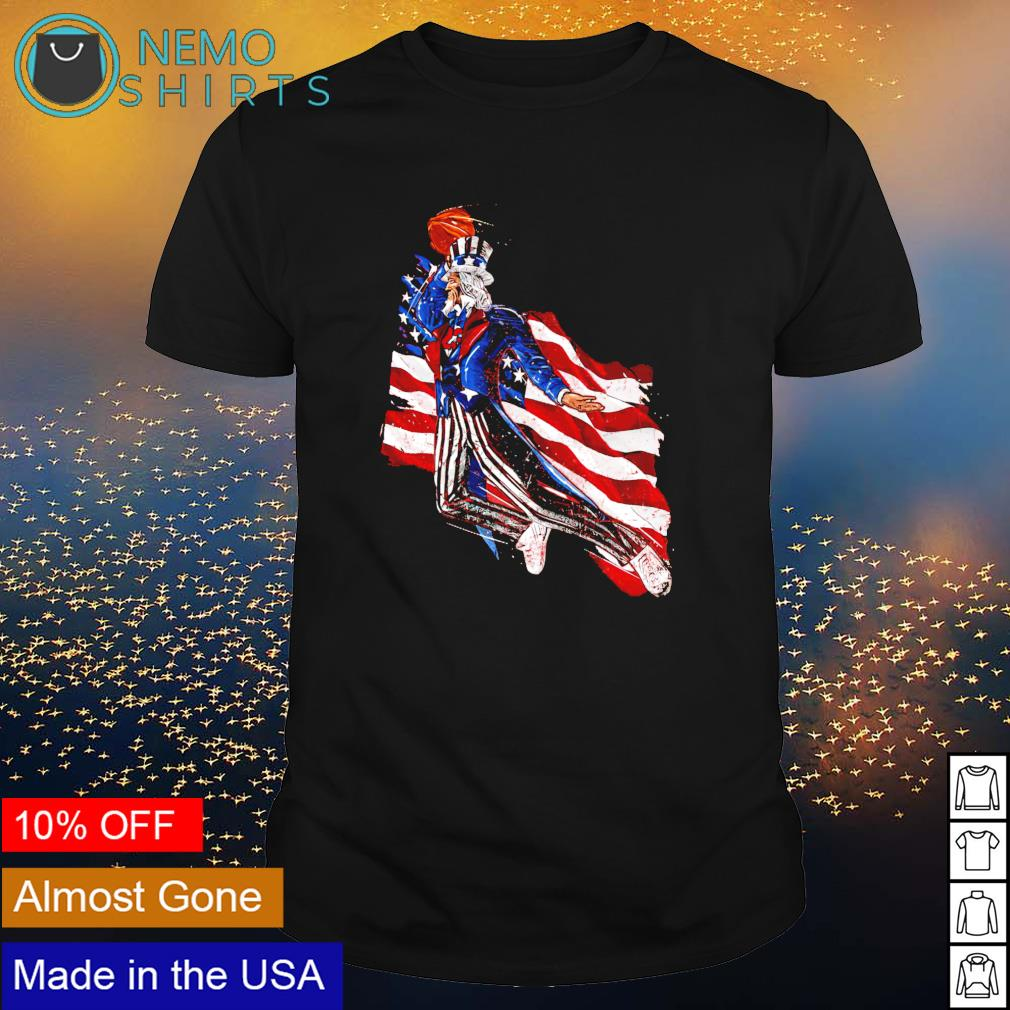 USA Lifestyle Uncle Sam MJ Dunk shirt