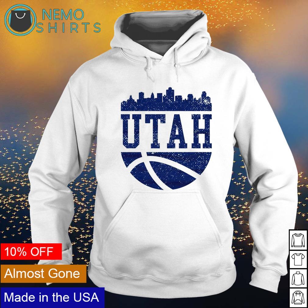 Utah City Ball Utah Lifestyle s hoodie