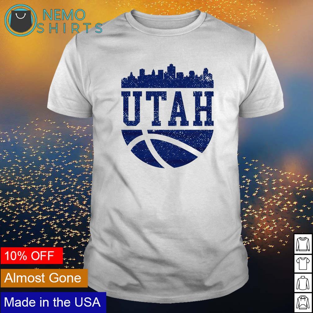 Utah City Ball Utah Lifestyle shirt