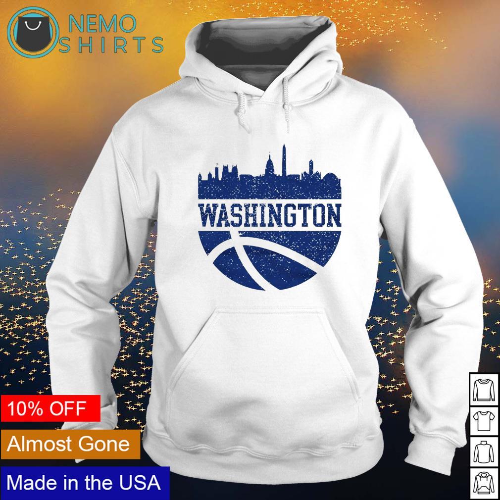 Washington D.C. City Ball Washington D.C. Lifestyle s hoodie