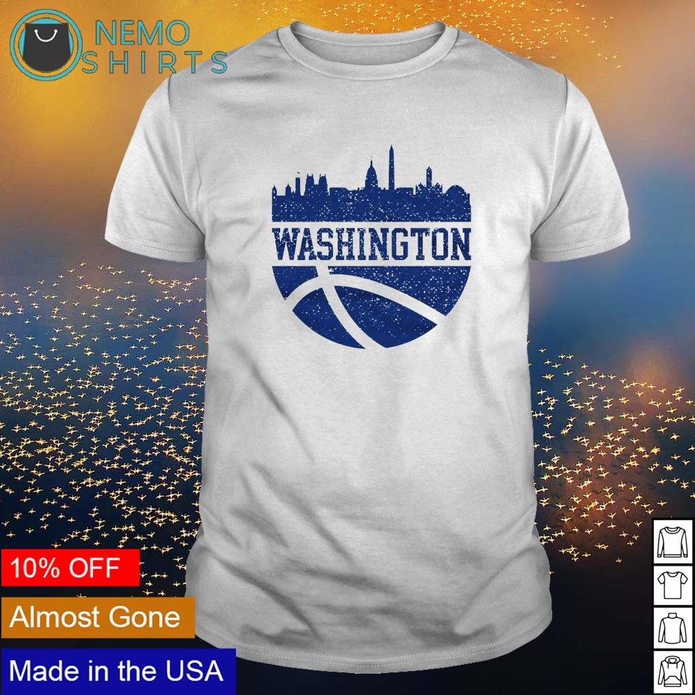 Washington D.C. City Ball Washington D.C. Lifestyle shirt