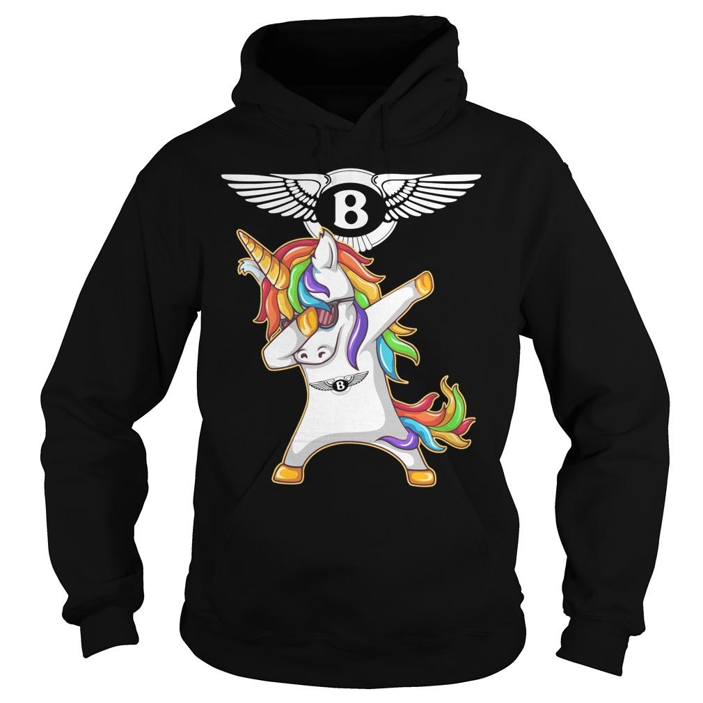 Bentley Unicorn Dabbing Hoodie