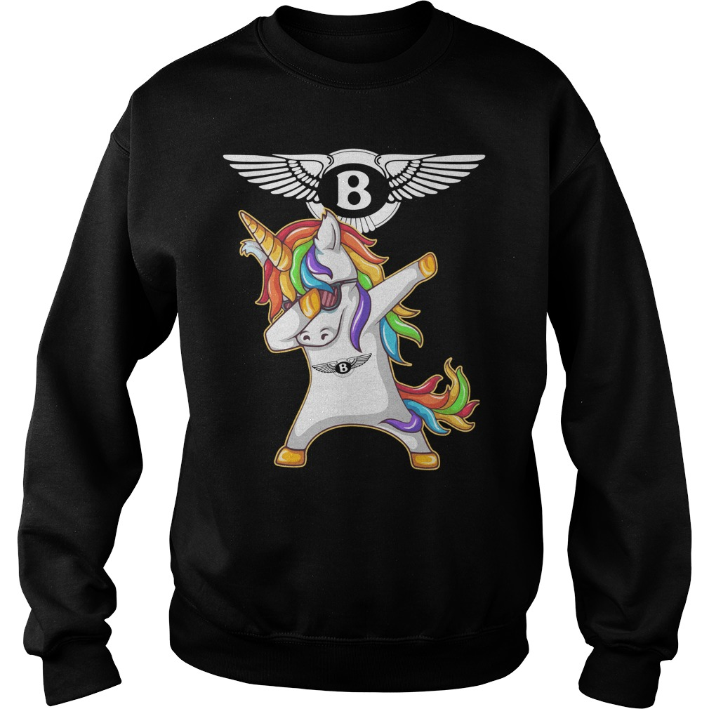 Bentley Unicorn Dabbing Sweater