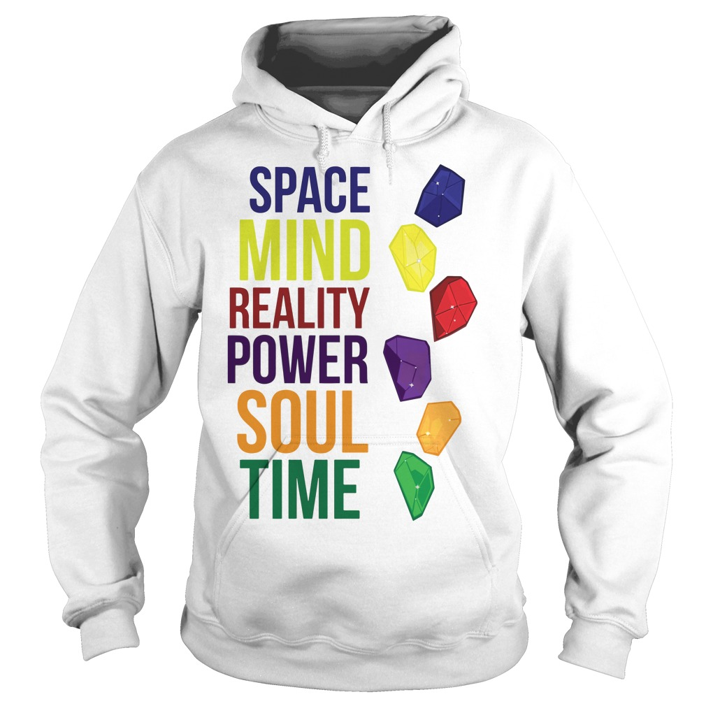 This is war: Infinity space mind reality power soul time Hoodie