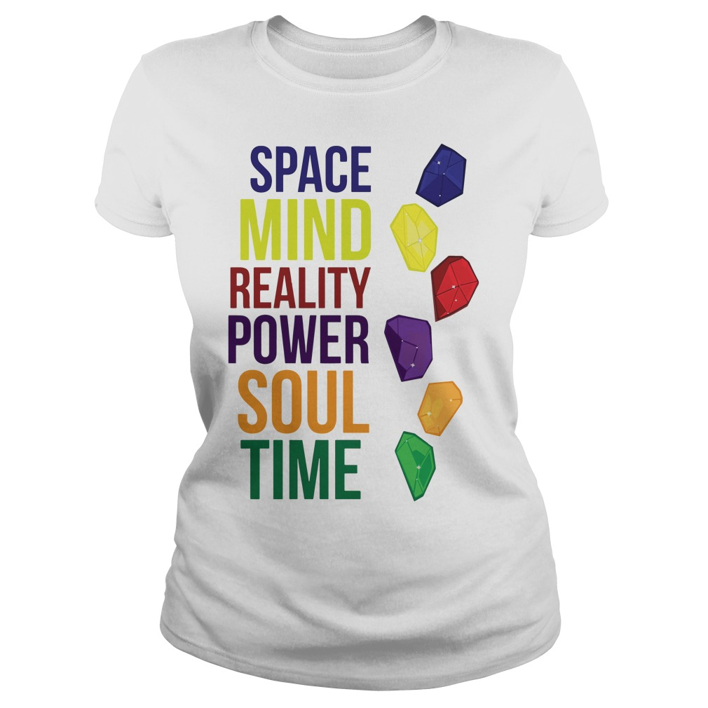 This is war: Infinity space mind reality power soul time Ladies tee