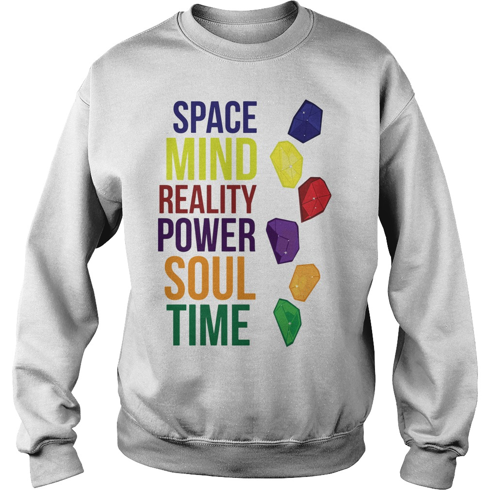 This is war: Infinity space mind reality power soul time Sweater
