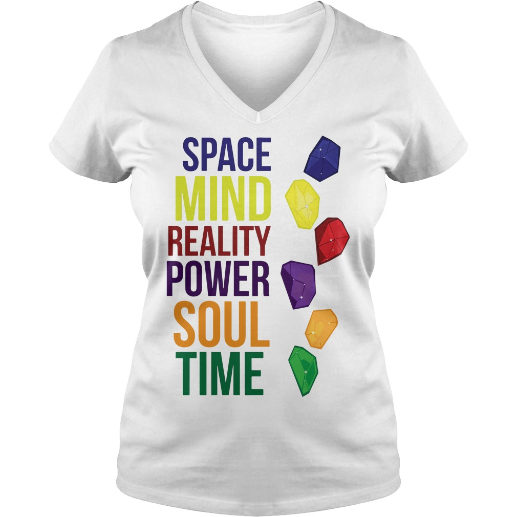This is war: Infinity space mind reality power soul time V-neck t-shirt