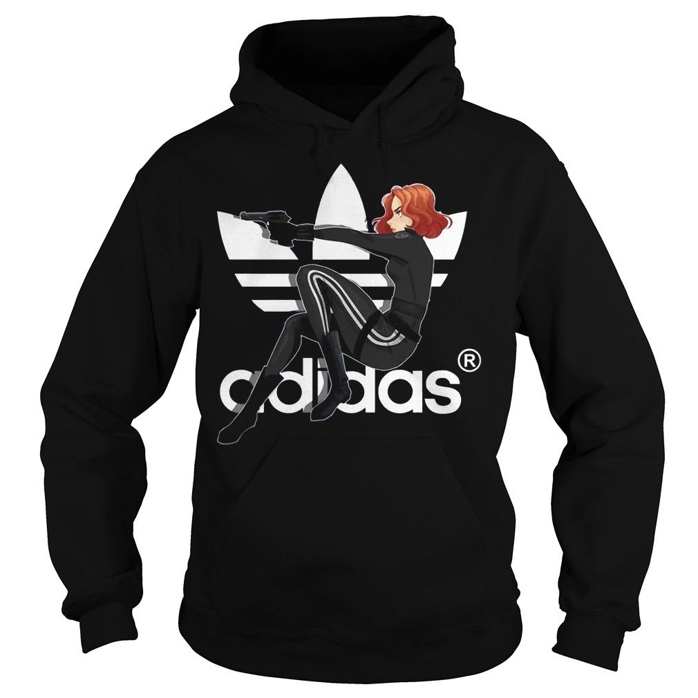 Adidas Black Widow Hoodie