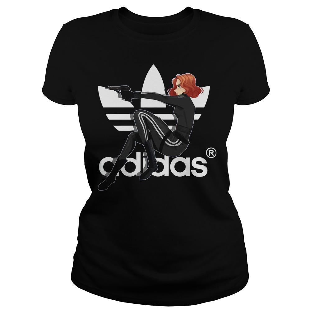 Adidas Black Widow Ladies tee