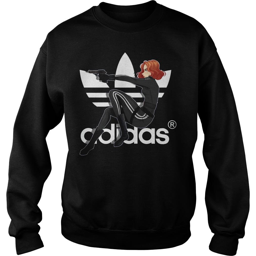 Adidas Black Widow Sweater