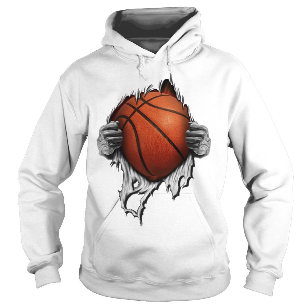 Basketball inside me Hoodie
