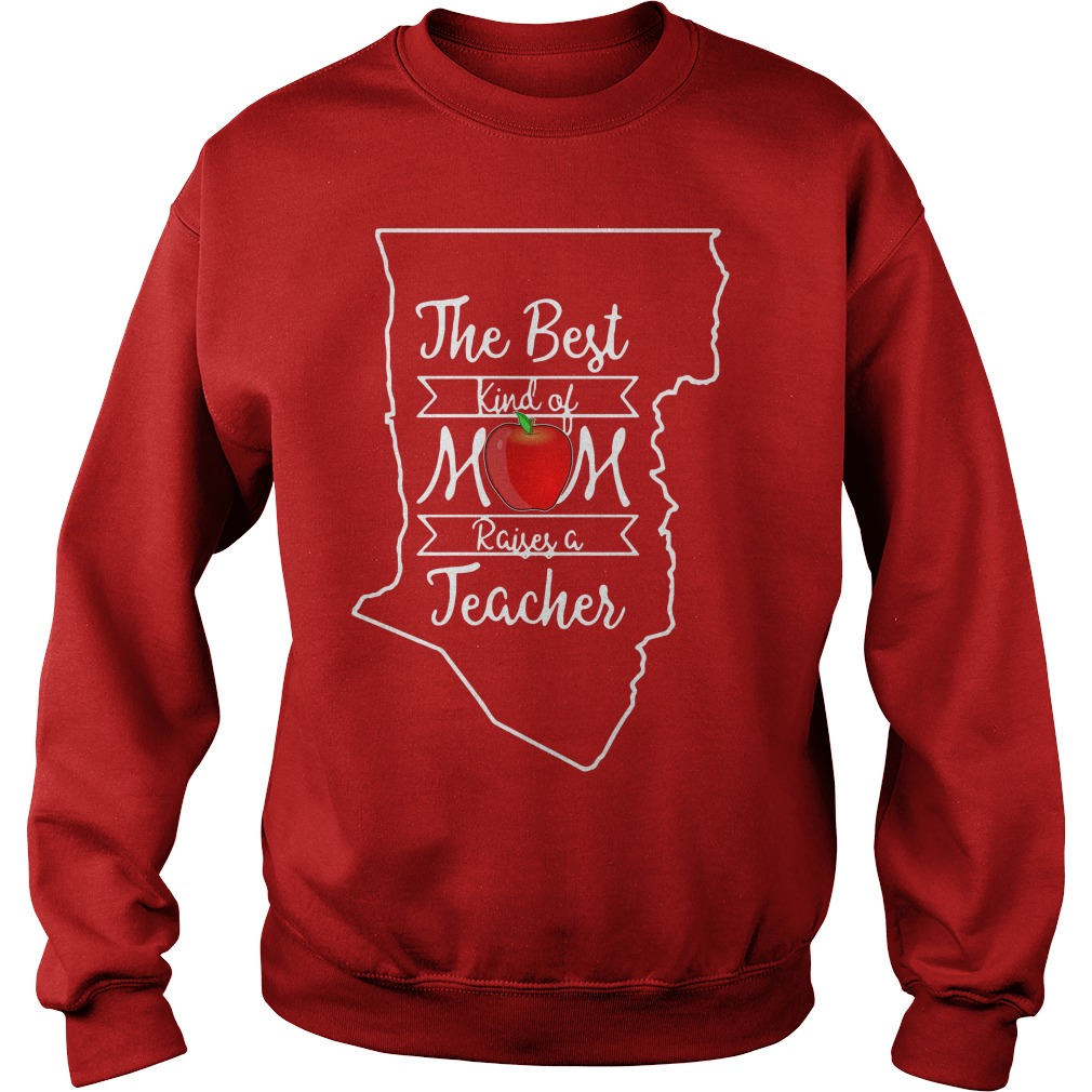 The best kind of mom raises a teacher New Mexico Sweater