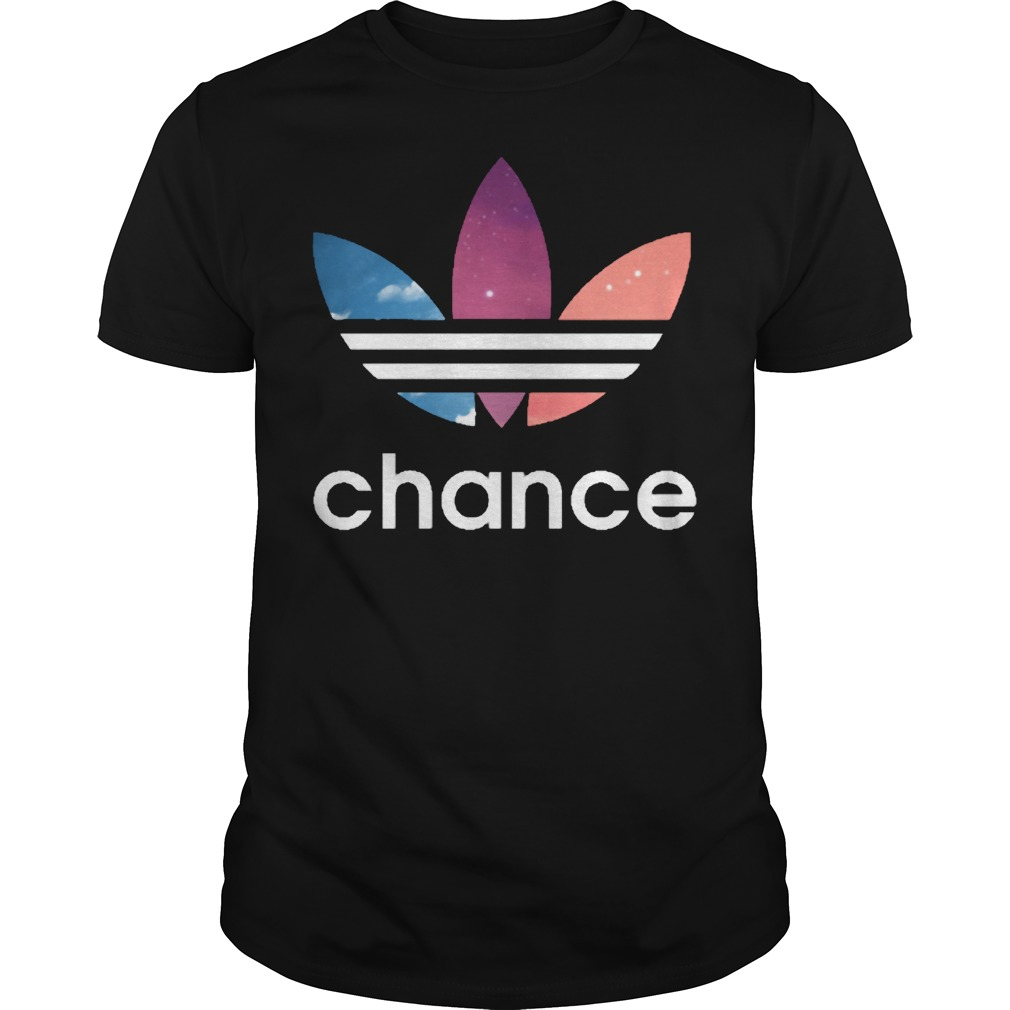 Chance The Rapper Adidas shirt