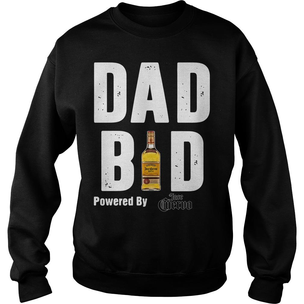 Dad bod powered by Jose Cuervo Sweater