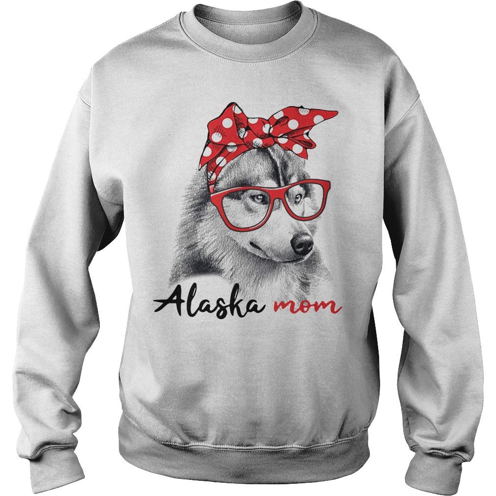 Dog mom - Alaska mom Sweater