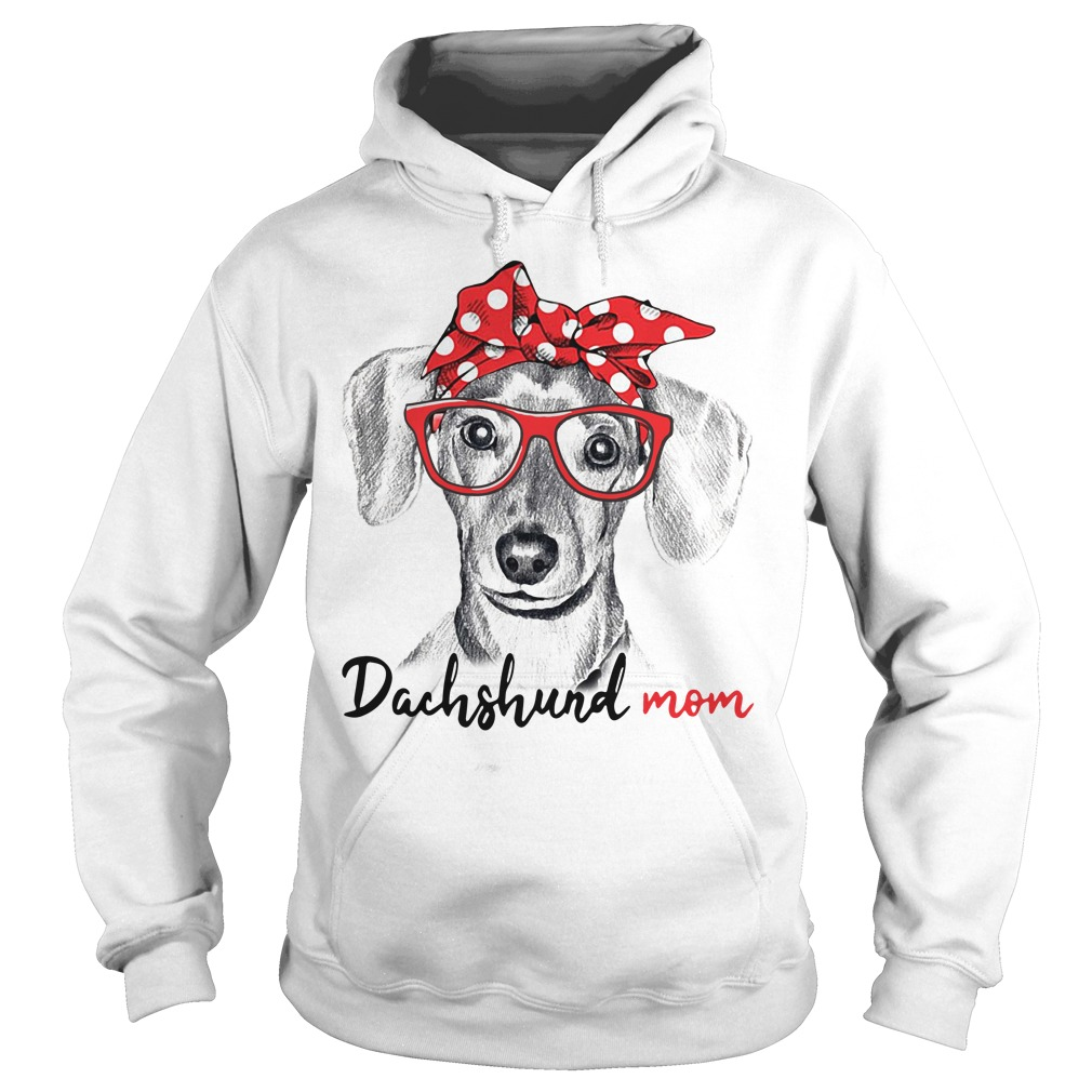 Dog mom - Dachshund mom HoodieDog mom - Dachshund mom Hoodie