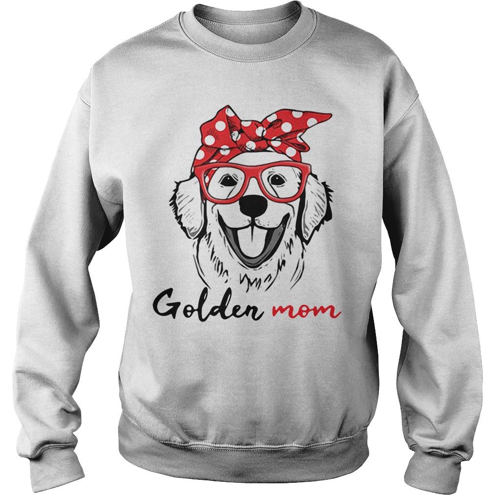 Dog mom - Golden mom Sweater