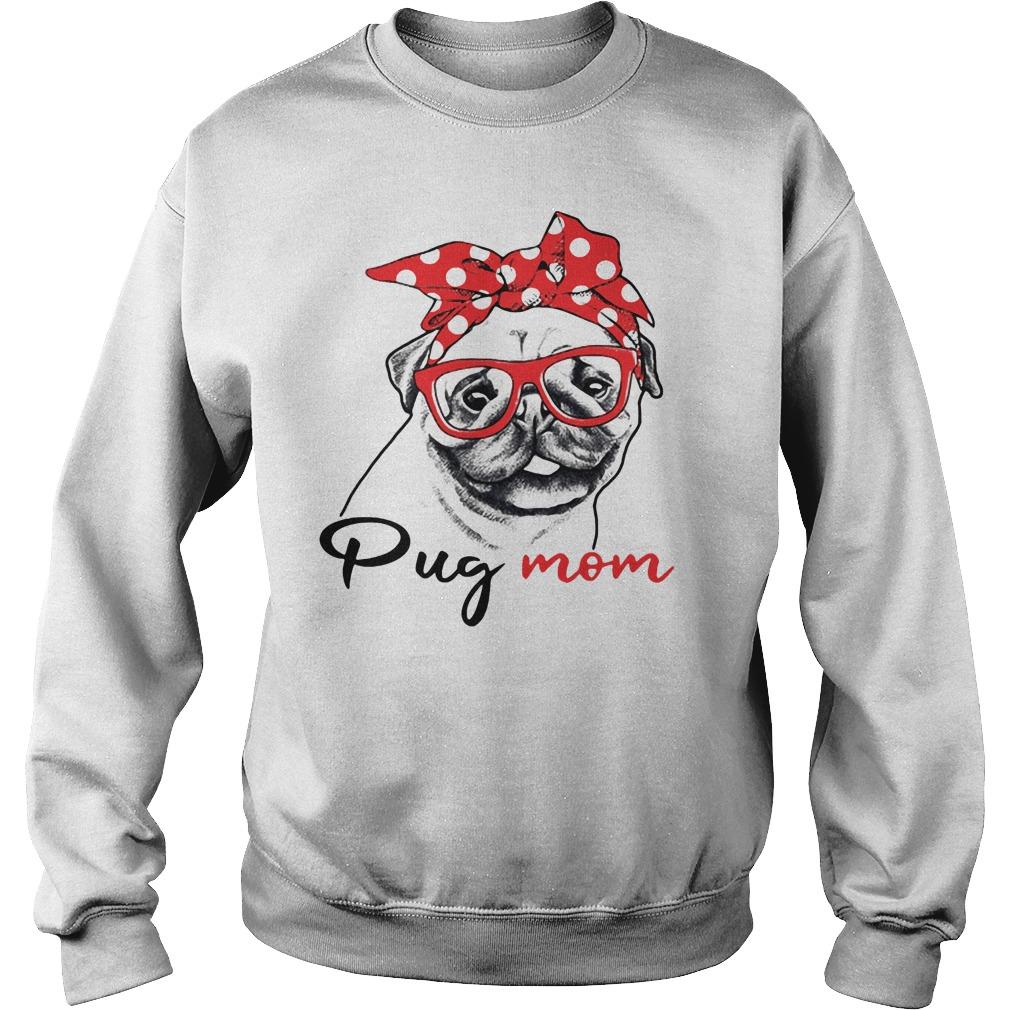 Dog mom - Pug mom Sweater