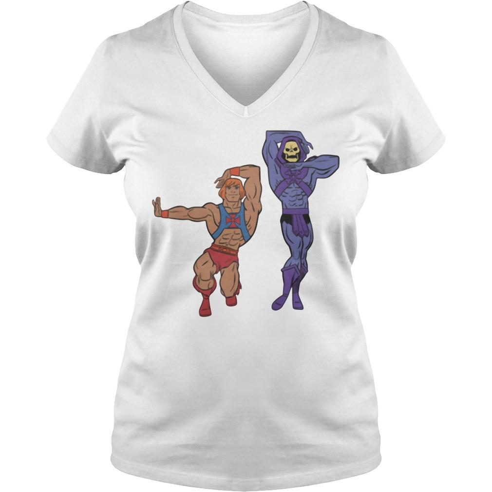 Eternia is Burning V-neck T-shirt