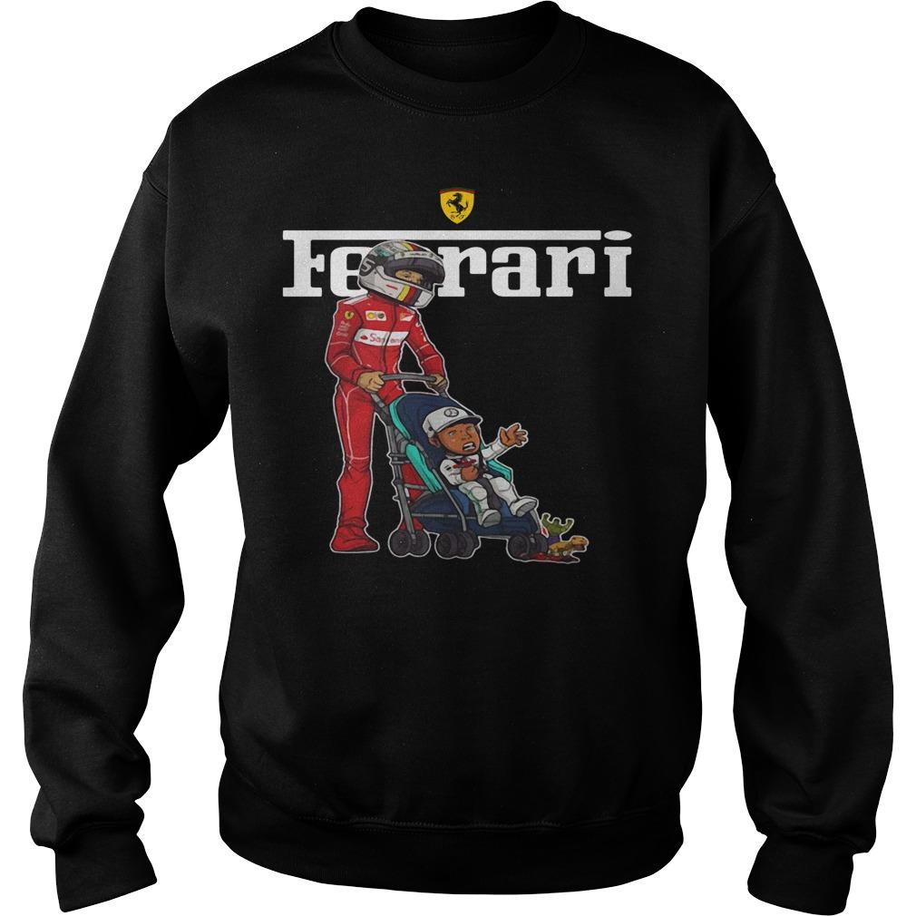 Ferrari F1 Crybaby Sweater