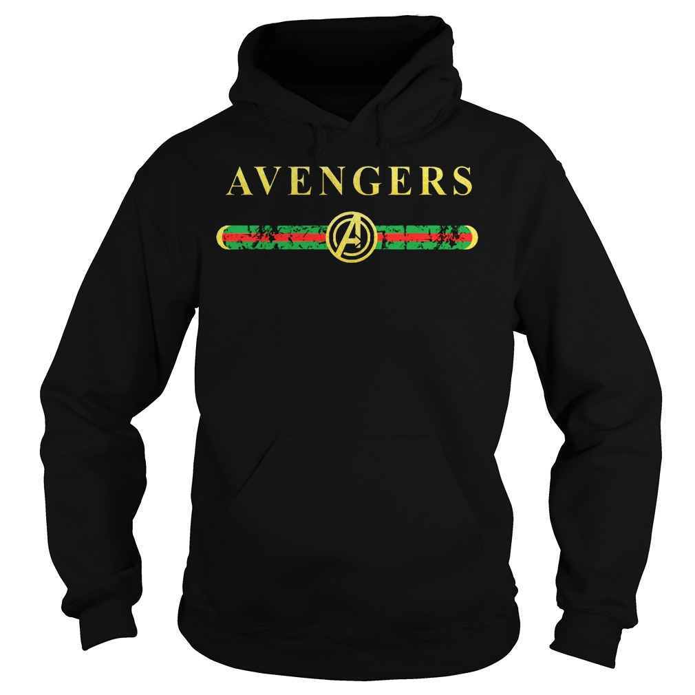 Gucci Avengers Hoodie