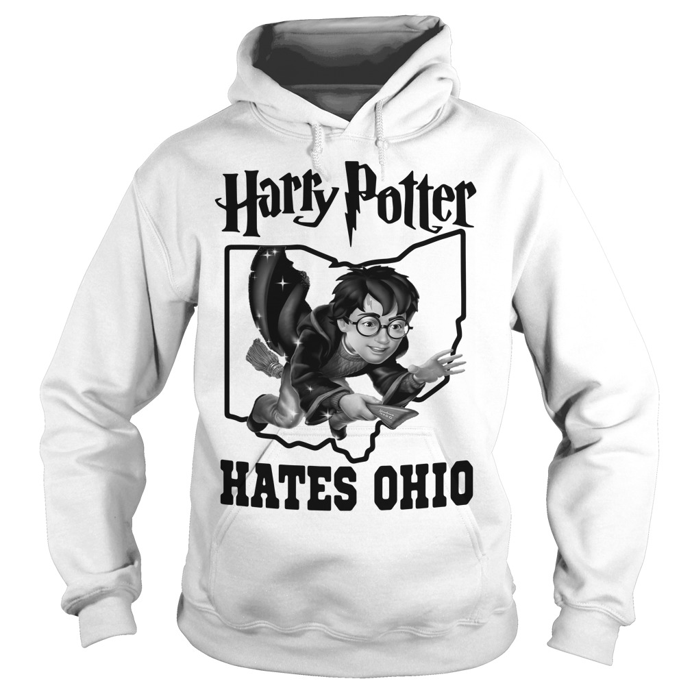 Harry Potter hates Ohio Hoodie