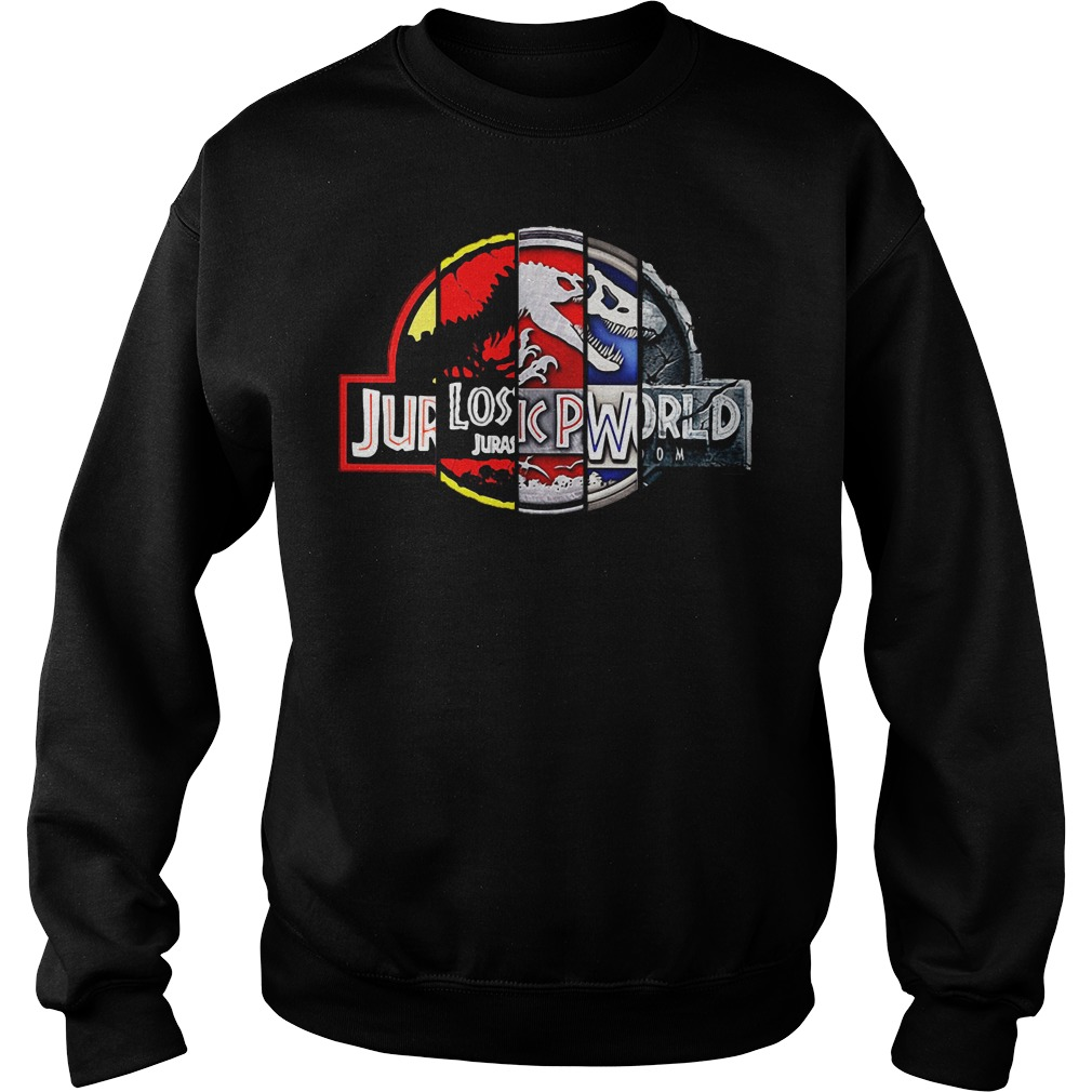 Jurassic Park 25th Anniversary Sweater