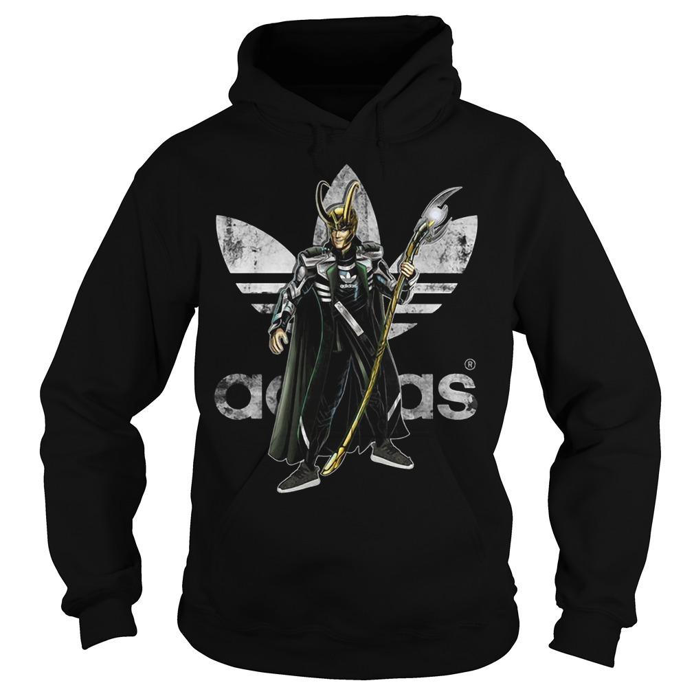 Loki Adidas Hoodie