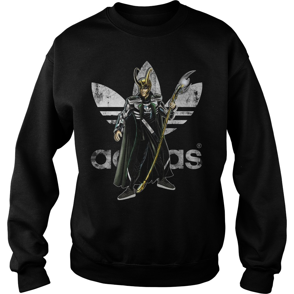 Loki Adidas Sweater