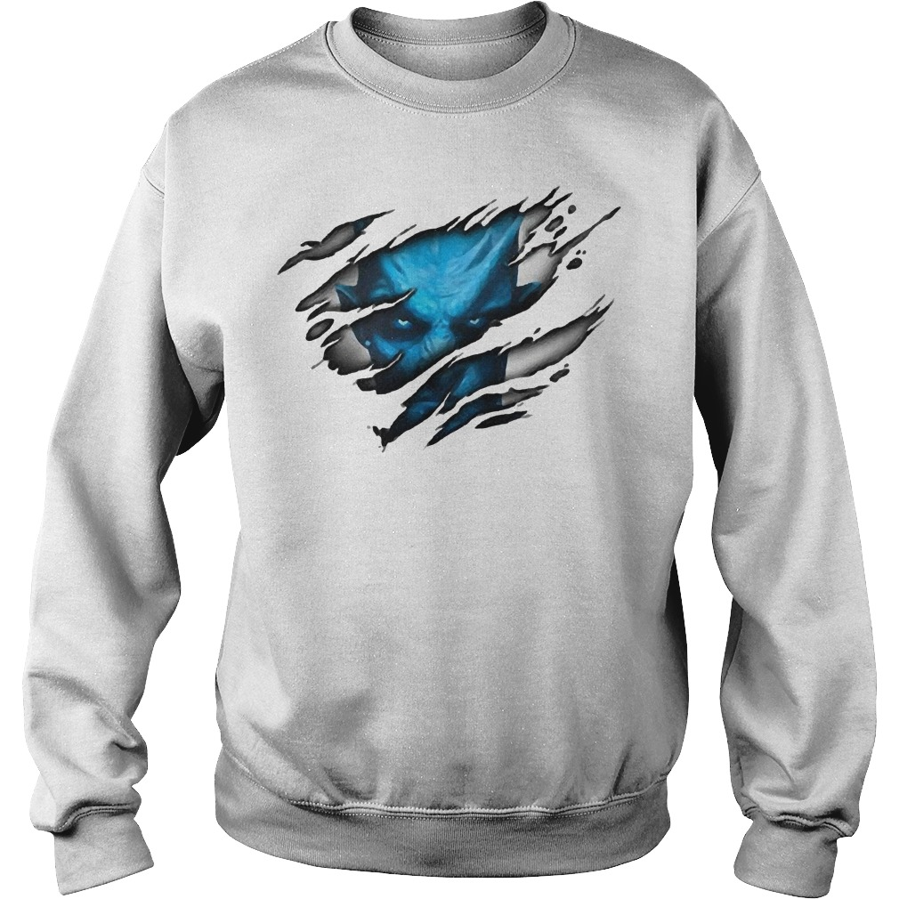 Night King inside Me Sweater