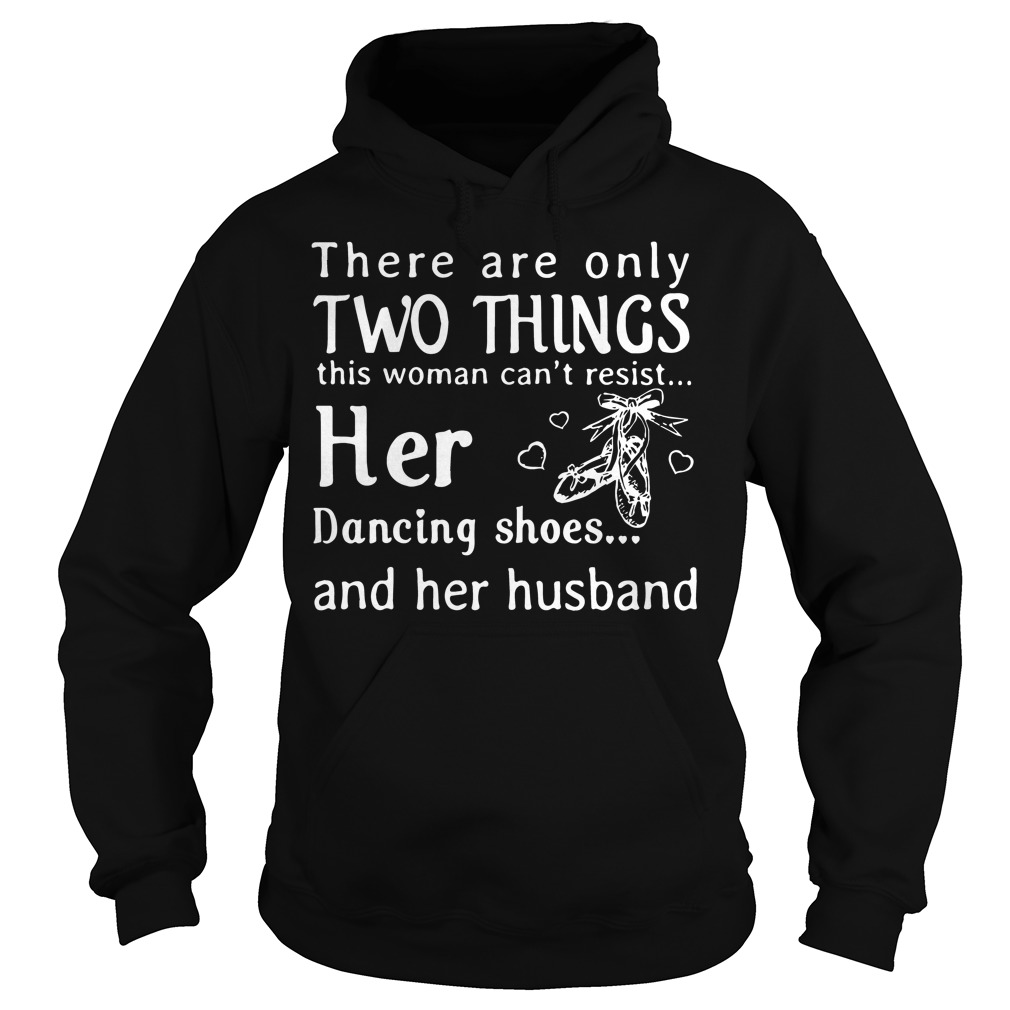 There are only two things this woman can't resist her Hoodie